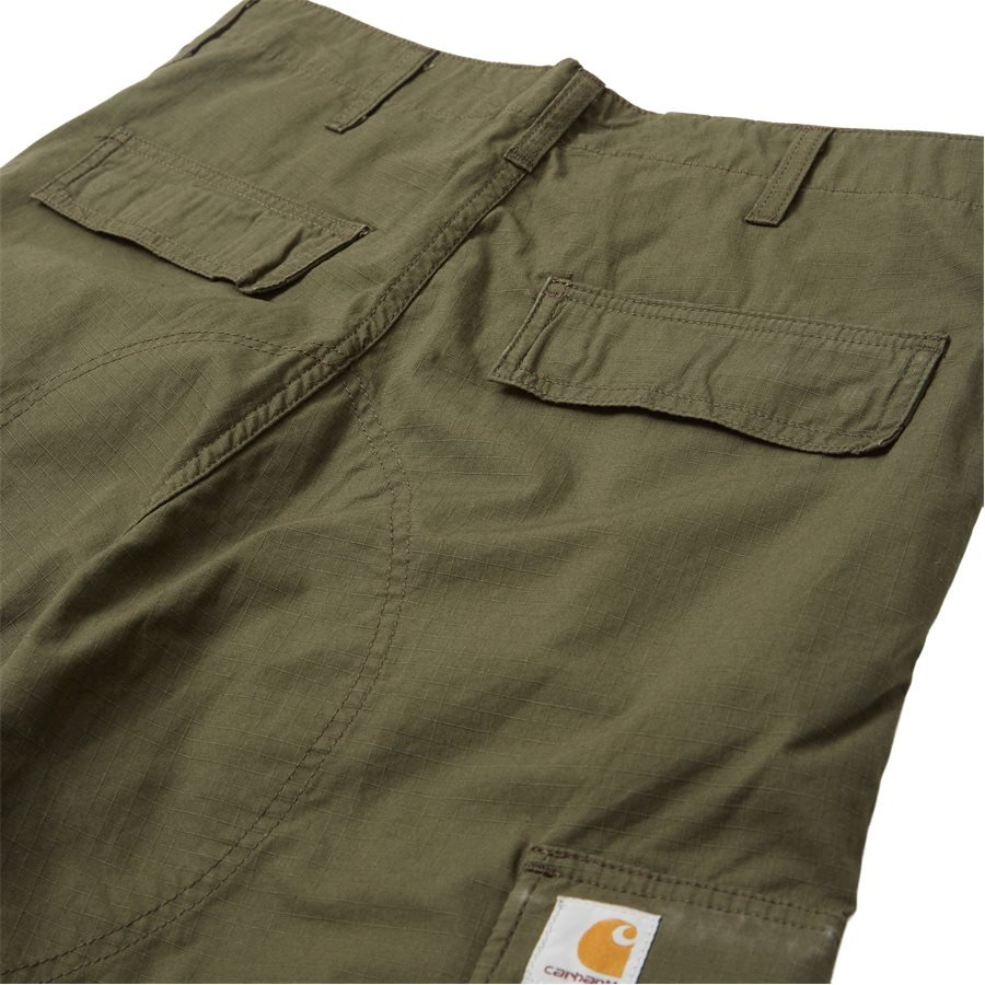 REGULAR CARGO PANT-I015875 - Cargo Pants - Bukser - Regular - CYPRESS RINSED - 3